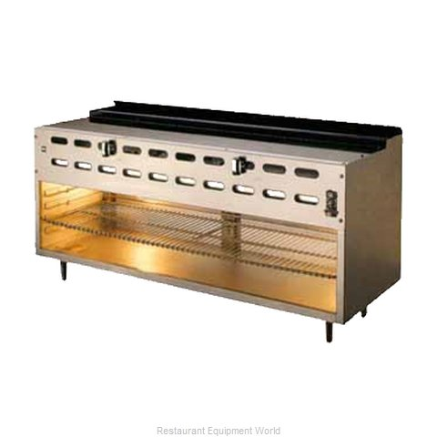 Montague Company CM60-HB Cheesemelter, Gas