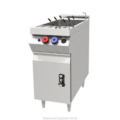 Montague Company CPG-2 Pasta Cooker, Gas