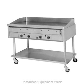 Montague Company DG2424-SAT Griddle Counter Unit Gas