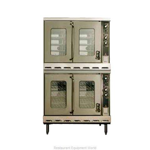 Montague Company HX2-63AH Convection Oven, Gas