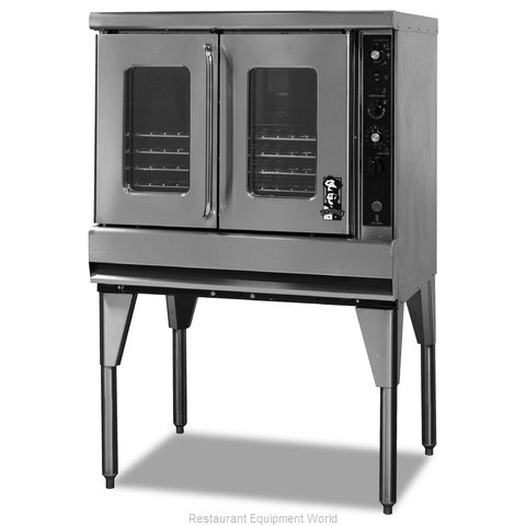 Montague Company R-85A Convection Oven, Gas