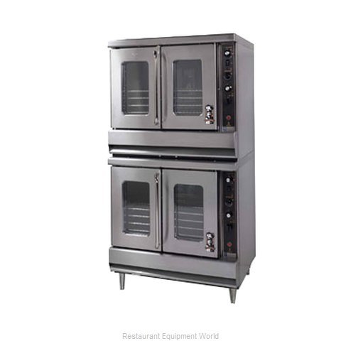 Montague Company R2-85A Convection Oven, Gas