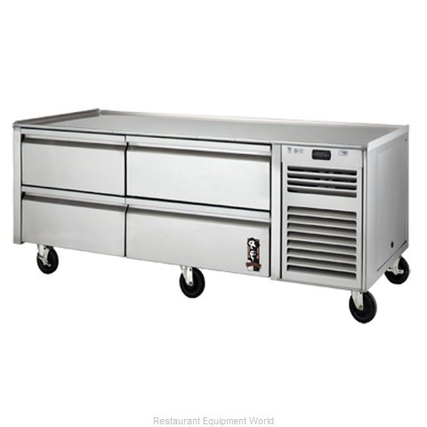Montague Company RB-48-R Equipment Stand, Refrigerated Base