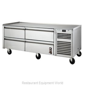 Montague Company RB-72-R Equipment Stand, Refrigerated Base