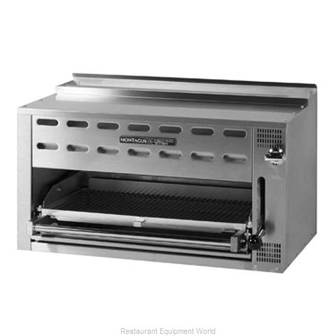 Montague Company SB36-W Salamander Broiler Gas (Magnified)