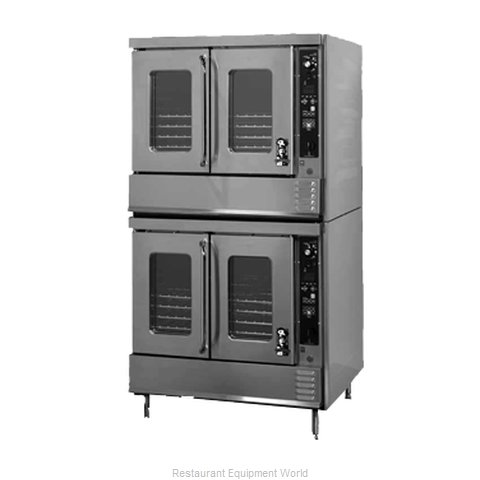 Montague Company SL2-70AP Convection Oven, Gas