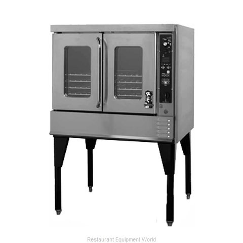 Montague Company SL70AP Convection Oven, Gas (Magnified)