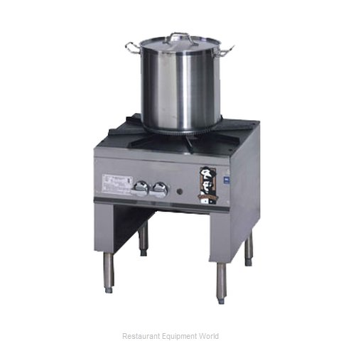 Montague Company SP2053/BS Stock Pot Range Gas
