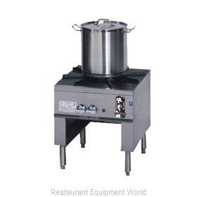 Montague Company SP2053 Range, Stock Pot, Gas
