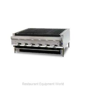 Montague Company UFLCS-24R Charbroiler Gas Counter Model