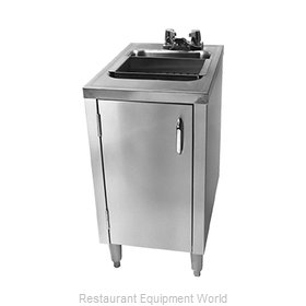Moyer Diebel SW46C Underbar Hand Sink Unit