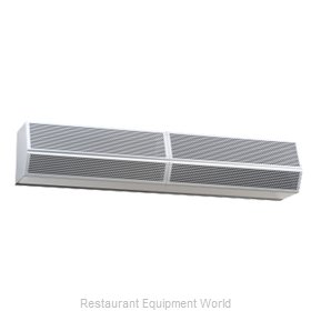 Mars EP2108-3WH-SS Air Curtain Door