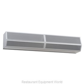 Mars HV2144-3XI-SS Air Curtain Door