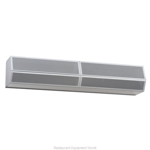 Mars HV242-1UD-TS Air Curtain Door (Magnified)