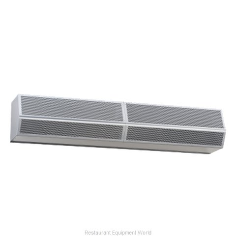 Mars HV296-2WH-TS Air Curtain Door (Magnified)