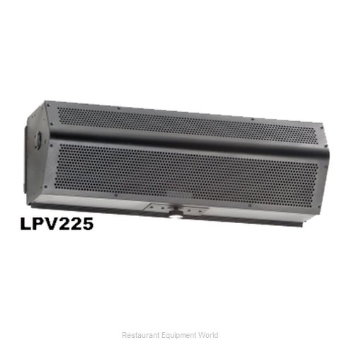 Mars LPV225-1EBC-TS Air Curtain Door
