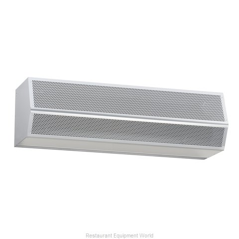 Mars NH248-1UD-TS Air Curtain Door (Magnified)