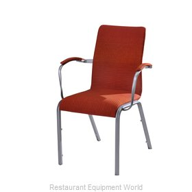 MTS Seating 07/1A GR8 Chair, Armchair, Stacking, Indoor
