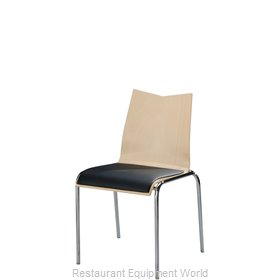 MTS Seating 10-CV-SP GR10 Chair, Side, Nesting, Indoor