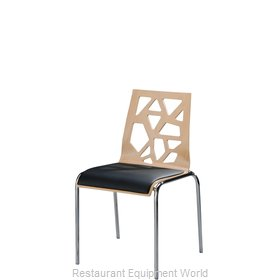 MTS Seating 10-GC-SP GR9 Chair, Side, Nesting, Indoor
