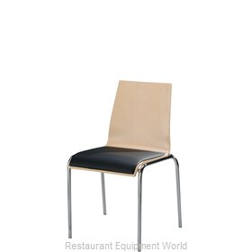 MTS Seating 10-TR-SP GR6 Chair, Side, Nesting, Indoor
