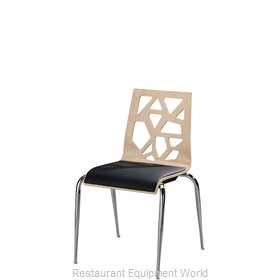 MTS Seating 6-GC-SP GR10 Chair, Side, Nesting, Indoor