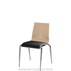MTS Seating 6-TR-SP GR6 Chair, Side, Nesting, Indoor