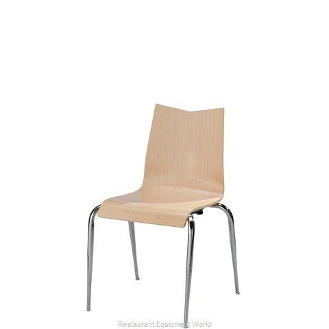 MTS Seating N6-CV Chair, Side, Nesting, Indoor