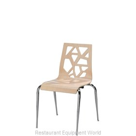 MTS Seating N6-GC Chair, Side, Nesting, Indoor