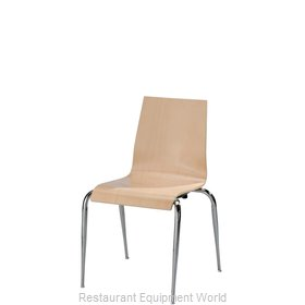 MTS Seating N6-TR Chair, Side, Nesting, Indoor
