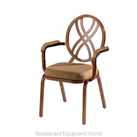 MTS Seating PC27/11AHG GR8 Chair, Armchair, Stacking, Indoor