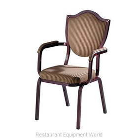 MTS Seating PC27/6A GR8 Chair, Armchair, Stacking, Indoor