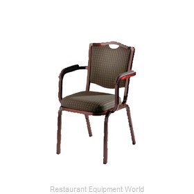 MTS Seating PC28/7A GR6 Chair, Armchair, Stacking, Indoor