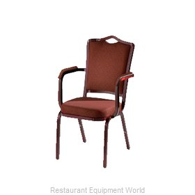 MTS Seating PC28/8ACRUB GR6 Chair, Armchair, Stacking, Indoor