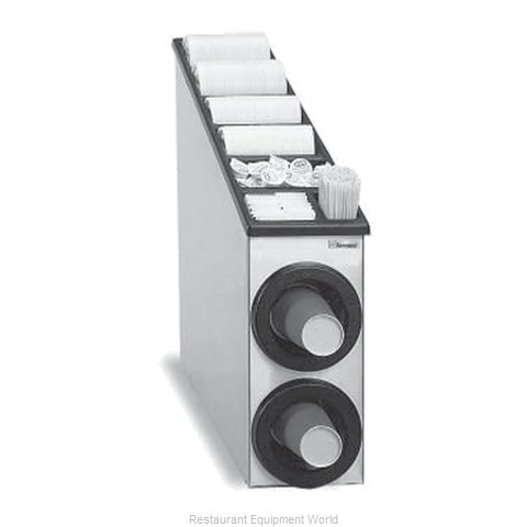 Multiplex 2733001 Cup Dispensers, Countertop