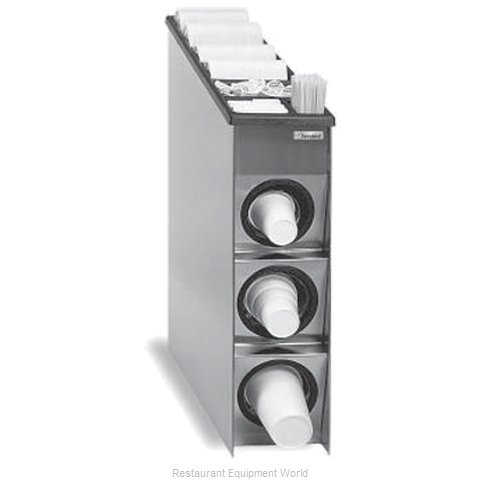Multiplex 2741001 Cup Dispensers, Countertop