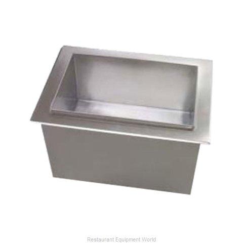 Multiplex 95-1100-8 Ice Bin, Drop-In