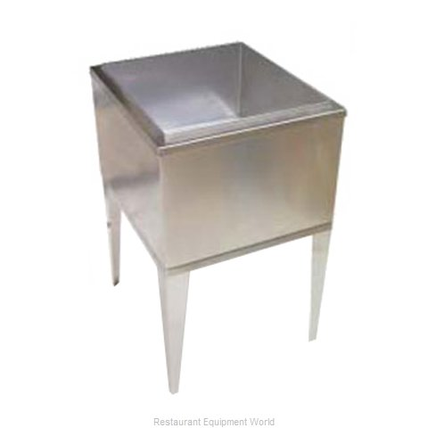 Multiplex 96-1100-8 Underbar Ice Bin/Cocktail Unit