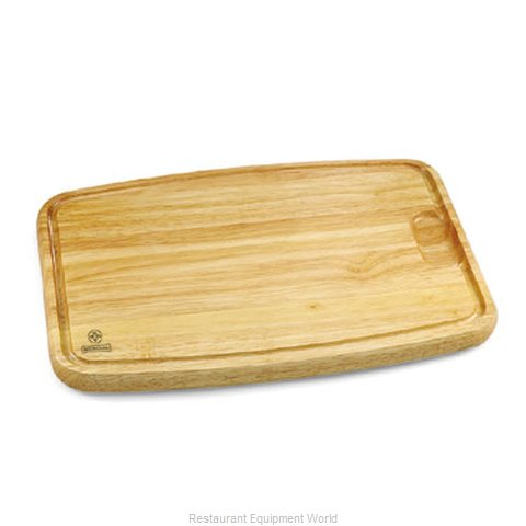 Mundial CB-3 Cutting Board, Wood (Magnified)