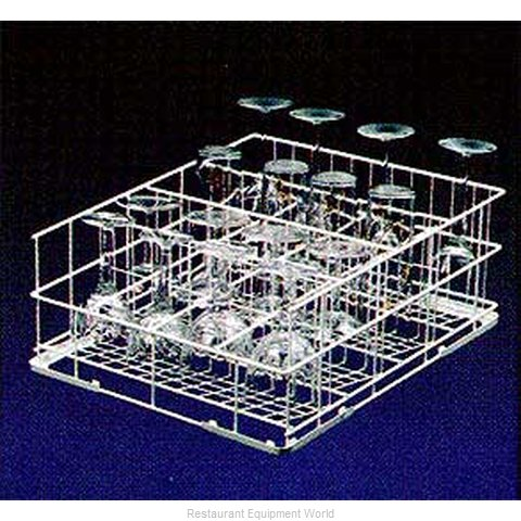 Jet-Tech 30016 Dishwasher Rack Glass Compartment