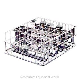 MVP Group 30116 Dishwasher Rack, Glass Compartment