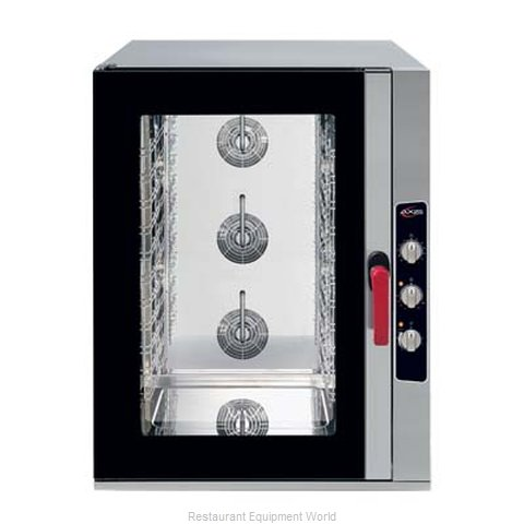MVP Group AX-CL10M Combi Oven, Electric