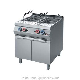 MVP Group AX-GPC-2 Pasta Cooker, Gas