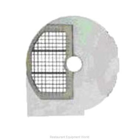 MVP Group EXPERT-D 20X20 Food Processor, Dicing Disc Plate