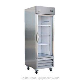 MVP Group IB27FG Freezer, Reach-In