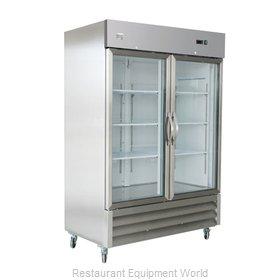 MVP Group IB54FG Freezer, Reach-In