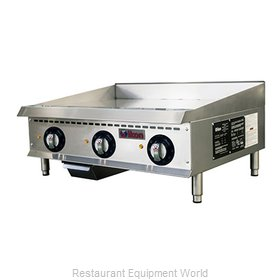 MVP Group ITG-36E Griddle, Electric, Countertop