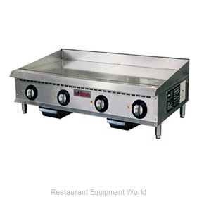 MVP Group ITG-48E Griddle, Electric, Countertop