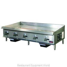 MVP Group ITG-60 Griddle, Gas, Countertop
