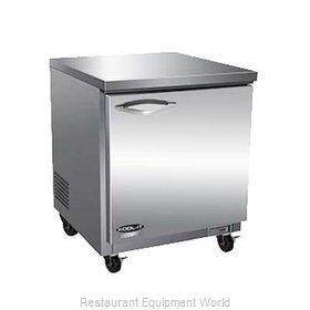 MVP Group IUC28R-2D Refrigerator, Undercounter, Reach-In